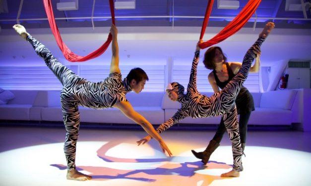 Performance at Bed Supper Club Bangkok