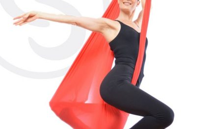 An note from the Founder of Body Fly Aerial Yoga