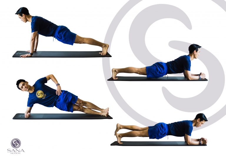 Strong Core in 4 minutes a Day!