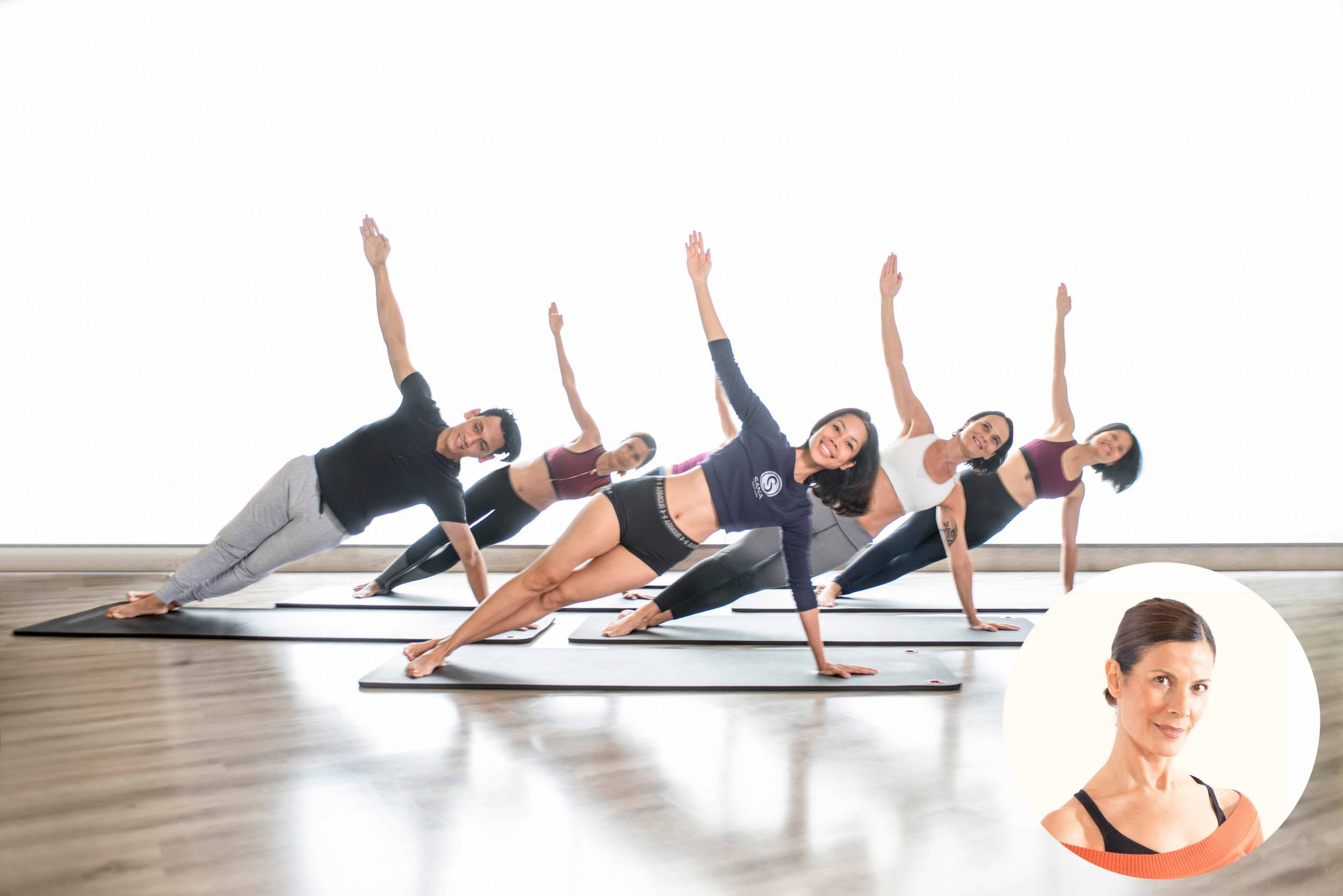 Matwork Certification With Master Patricia Pilates