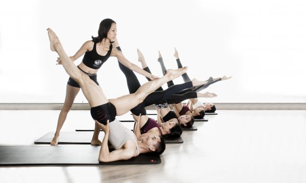 """The """"Accidental"""" Pilates!"""