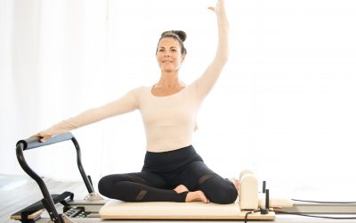 Addressing Depression through Pilates & Coaching!