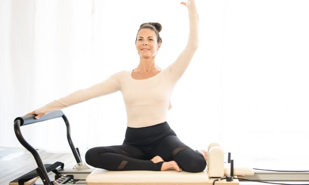 Addressing Depression through Pilates & Coaching!