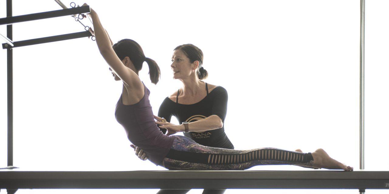 Pilates for Osteoporosis