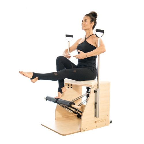 10 Moves On The Pilates Chair: SanaMotion International Training